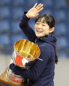 平昌オリンピックショートトラック日本代表選手 菊池悠希