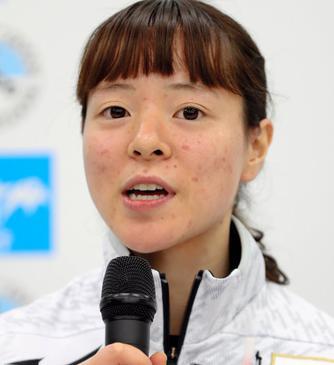 平昌オリンピックショートトラック日本代表選手 菊池純礼
