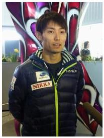 平昌オリンピックスキージャンプ日本代表選手 伊藤