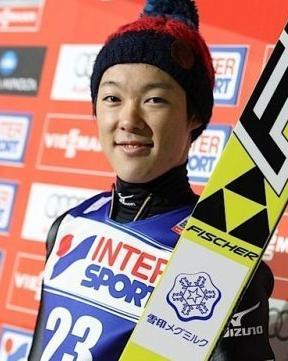 平昌オリンピックスキージャンプ日本代表選手 小林