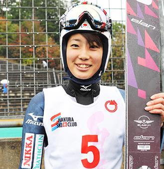平昌オリンピックスキージャンプ日本代表選手 岩渕