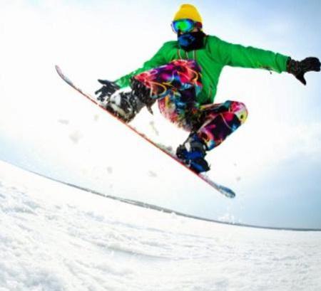 平昌オリンピックスノーボードハーフパイプ