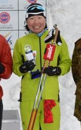 平昌オリンピックバイアスロン日本代表選手 蜂須賀
