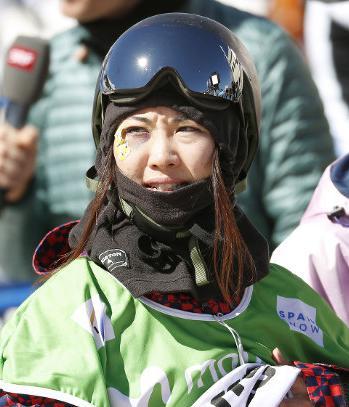 平昌オリンピックビッグエアスロープスタイル日本代表選手 藤森