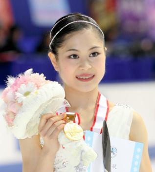 平昌オリンピックフィギュアスケート日本代表選手 宮原
