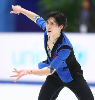 平昌オリンピックフィギュアスケート日本代表選手 田中
