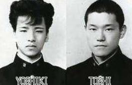 YOSHIKI 卒アル