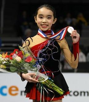 平昌オリンピックフィギュアスケート海外美人選手 カレンチェン