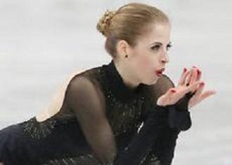 平昌オリンピックフィギュアスケート海外美人選手 コストナー