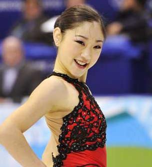 平昌オリンピックフィギュアスケート海外美人選手 長洲未来