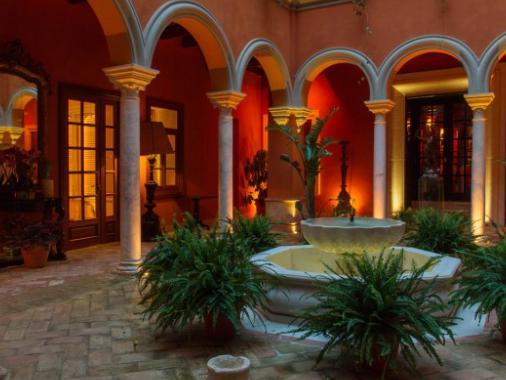 セビリア春祭りホテル Hotel Casa del Poeta