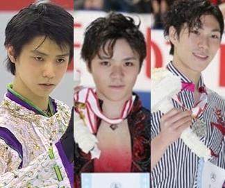 世界フィギュアスケート選手権 日本代表選手