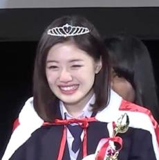 女子高生ミスコン ほのぴぴ