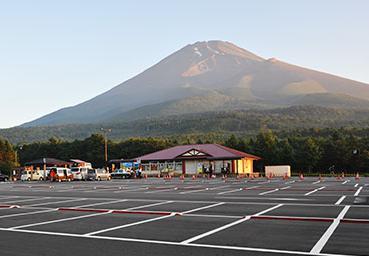 富士山山開き 交通規制