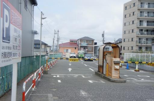 江ノ島海開き 駐車場