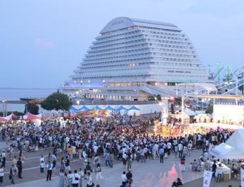 海の日イベント関西 KobeLovePort・みなとまつり