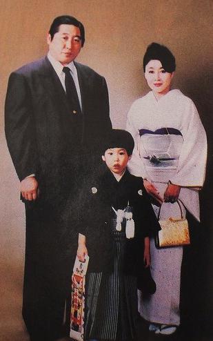 元大関清國 再婚子供