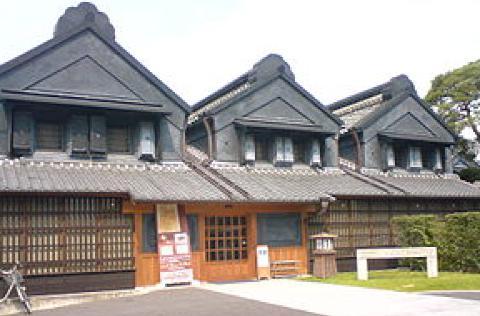 石ノ森章太郎物語 ロケ地とちぎ蔵の街美術館