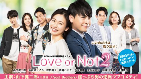 Love or Not 2 あらすじ