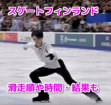 スケートフィンランド