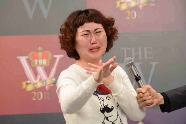女芸人No.1決定戦THE W2018出演者 あぁ~しらき