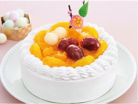 コンビニひな祭りケーキ11