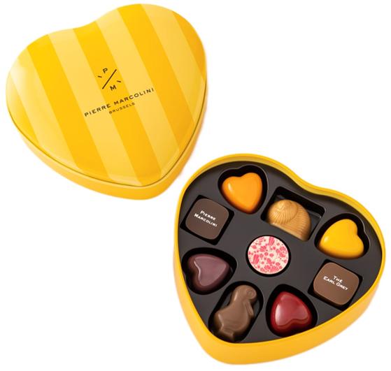 ピエールマルコリーニバレンタイン限定チョコ5