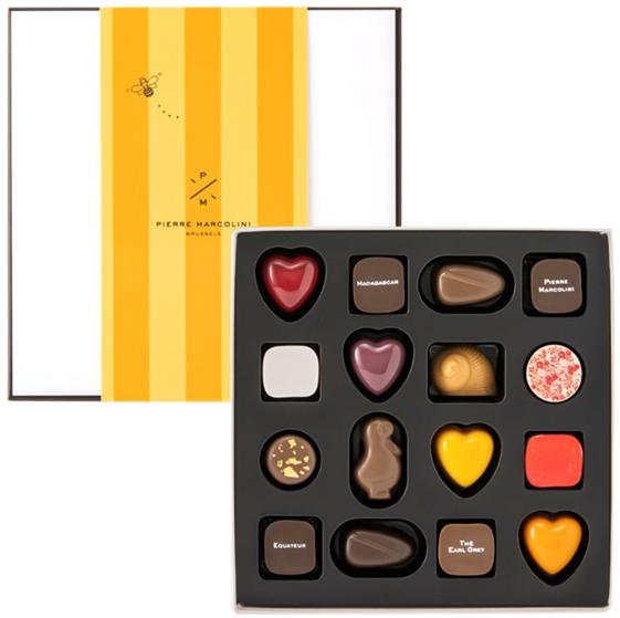 ピエールマルコリーニバレンタイン限定チョコ9