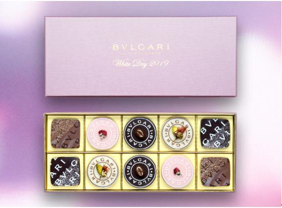 ブルガリイルチョコラートホワイトデー4