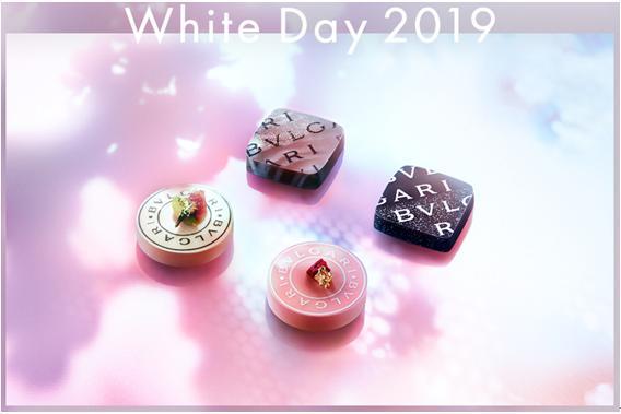ブルガリイルチョコラートホワイトデー2