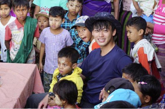 ミャンマー観光モデルコース2