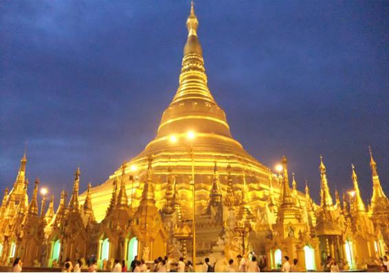ミャンマー観光モデルコース3