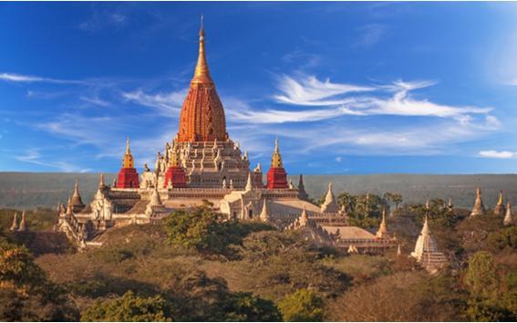 ミャンマー観光モデルコース4