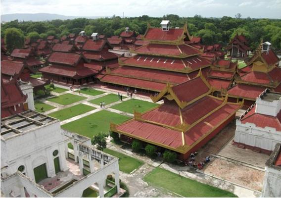 ミャンマー観光モデルコース7