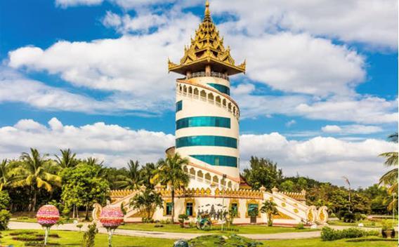 ミャンマー観光モデルコース9