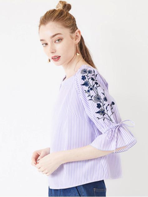 レディースファッション春コーデ6