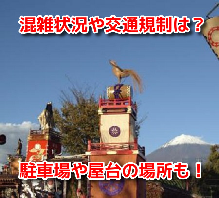 富士宮まつり