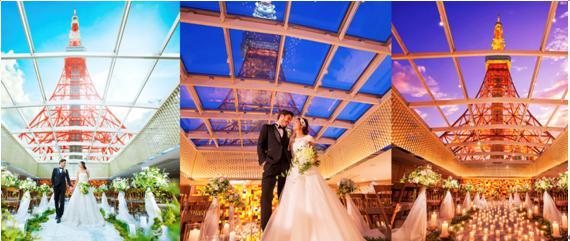 ザプレイスオブ東京結婚式場3