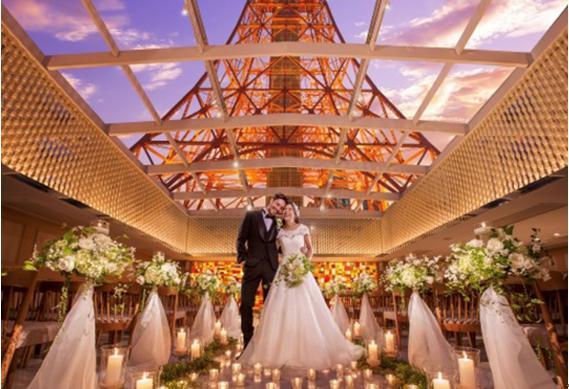 ザプレイスオブ東京結婚式場4