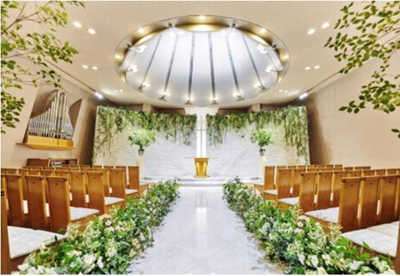ホテル阪急インターナショナル結婚式場4