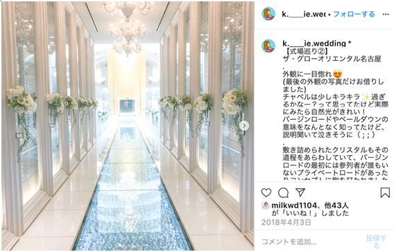 ザ・グローオリエンタル名古屋結婚式場15