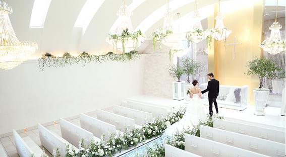 ザ・グローオリエンタル名古屋結婚式場3