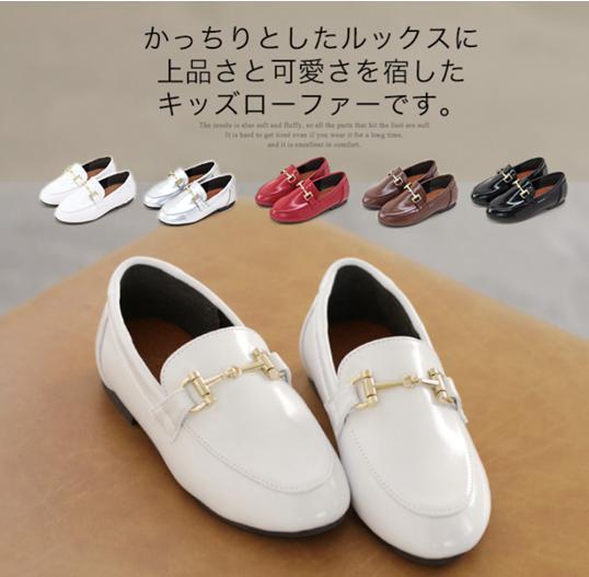 入学式女の子の靴3