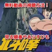 北斗の拳アニメシリーズ