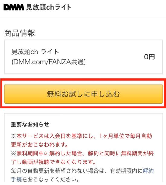 DMM見放題Chライト4