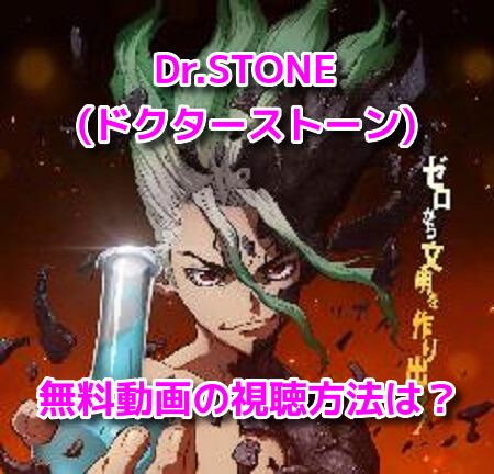 Dr.STONE(ドクターストーン)2期 無料動画
