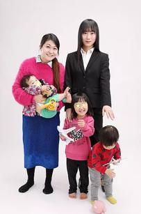 梅田なつき(減税とうきょう) 妻 子供